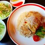 シンガポール料理 梁亜楼 -