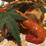 個室処 稲田屋はなれ - 季節の前菜
