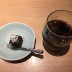 個室処 稲田屋はなれ - 甘味・アイスコーヒー