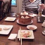 Hibusuma - テーブルの小ささも、雰囲気出してますよね~