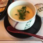 鰻割烹 伊豆栄 - 茶碗蒸し