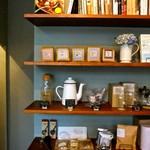 コーヒーキャラウェイ - コーヒーを楽しむためのアイテムも置いていました♪