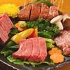 焼肉 かれら - 料理写真:特選飛騨牛贅沢おまかせ盛り