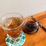 コーヒーキャラウェイ - ローズマリーがひとちぎり...♪