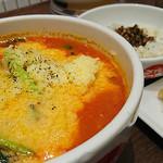太陽のトマト麺Next - 太陽のチーズラーメン