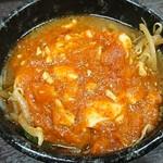 72315173 - 味噌麻婆麺