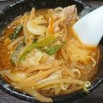 72315180 - 味噌野菜麺