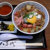 八千代 - 料理写真:ひこね丼 ¥880-