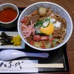八千代 - ひこね丼 ¥880-