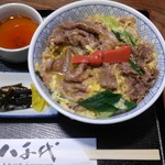 八千代 - 他人丼 ¥1280-