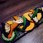 72316137 - エロうま野菜のバーニャカウダー