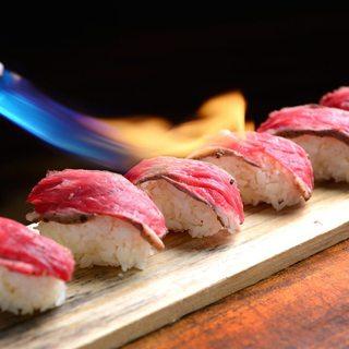 """和のテイストの創作肉料理""""肉割烹"""""""