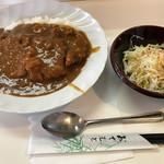 ヤマト - 料理写真:カツカレー=780円