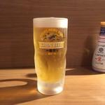 SAITANIYA - 生ビール