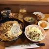 かつ石 - 料理写真:カツ丼850円