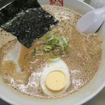 ラーメンだるまや 網走店 - ドロラ~メン 750円