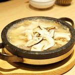 ほうば - ☆松茸と山形のサーロインのプルコギ