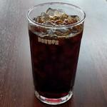 ドトールコーヒーショップ - ドリンク写真:アイスコーヒー・S(220円)
