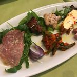 プリマベーラ - 前菜盛り合せ