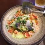居酒屋 お食事処 稲ちゃん - 稲ちゃん特製サラダ
