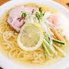 二階堂 - 料理写真:冷しイリコ温玉麺