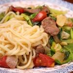 ウイグルアパンディンキッチン - 料理写真:ラグ麺