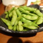 焼助 - 2017.09 枝豆(サービス)