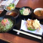なごみ - 8/31日替りランチ 800円