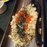 個室×和・ダイニング 吟景 - 新巻鮭と根生姜の炊き込みご飯