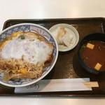 72335349 - ロースカツ丼 800円 税込