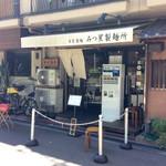みつ星製麺所 - 店舗外観。