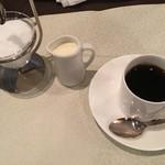 東洋軒 - カフェ