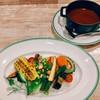 キュイエール - 料理写真:季節野菜15種のベジタブルカレー