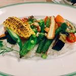 キュイエール - 季節野菜15種のベジタブルカレー