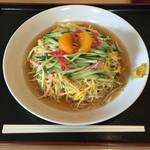 らーめんや 京楽 - 料理写真: