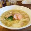 穀雨 - 料理写真:ワンタンメン(5個)@税込900円