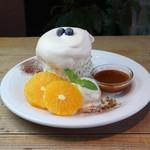 B PORTLAND CAFE - キャラメルソルトと紅茶とフレッシュオレンジ
