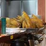 南粤美食 - 丸鶏塩蒸し焼き