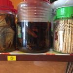 南粤美食 - 謎の調味料