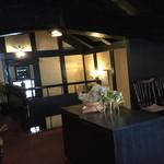 茶廊車門 - 2階