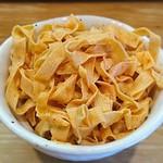 餃子王 - 干し豆腐のピリ辛和え