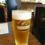 餃子王 - 生ビール