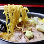 サッポロラーメン エゾ麺ロック - 麺リフト