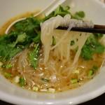 タイかぶれ食堂 - 「フォー麺」ピックアップ