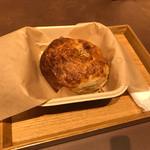 ウスキングベーグル - あんこくるみクリームチーズ