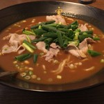 かれー麺 実之和 - カレー麺
