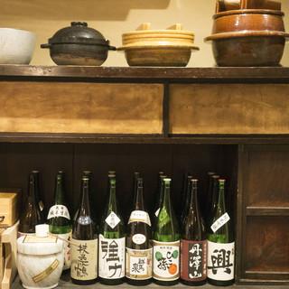 和食と相性の良い日本酒は<燗酒>で飲むのが通のスタイル