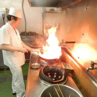 社長自らスカウト!シェフは、広東料理の一流料理人
