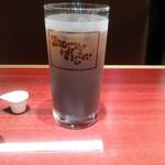 ハングリータイガー - レギュラーセットのアイスコーヒー