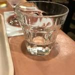 パイプのけむり - 日本酒も旨いね